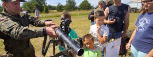 Piknik militarny w Orzyszu