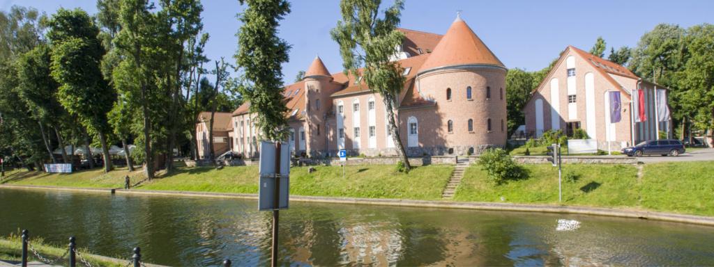 Zamek w Gizycku